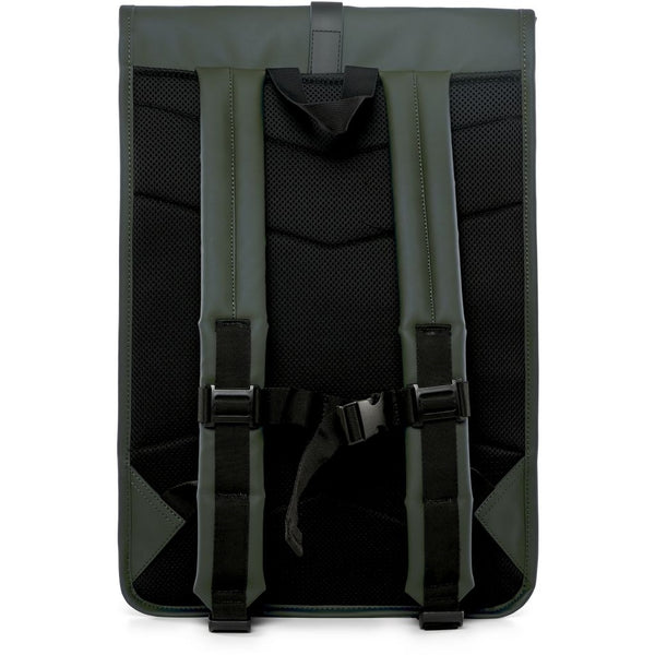 1316 Roll Top Rucksack 03 Green