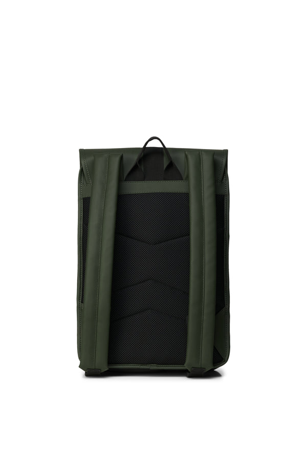 Buckle Backpack Mini Green