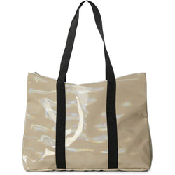 Holographic City Tote