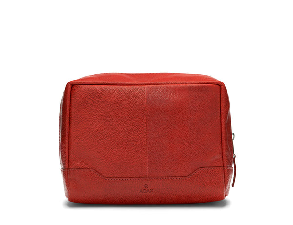 Adax Napoli wash bag Kisa Red 27682517