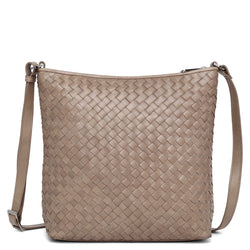 Adax Bacoli crossbody Blissa Latte