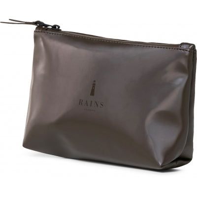 1560 Cosmetic Bag Shiny Brown
