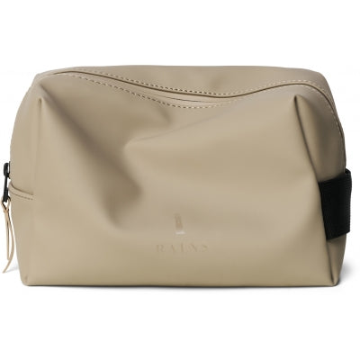 Wash Bag Small Taupe