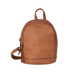 Puccini 4391120 Backpack Cognac