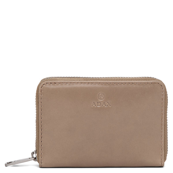 Salerno wallet Cornelia Latte