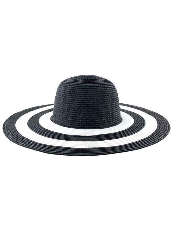 8011126 Hat Summer Black
