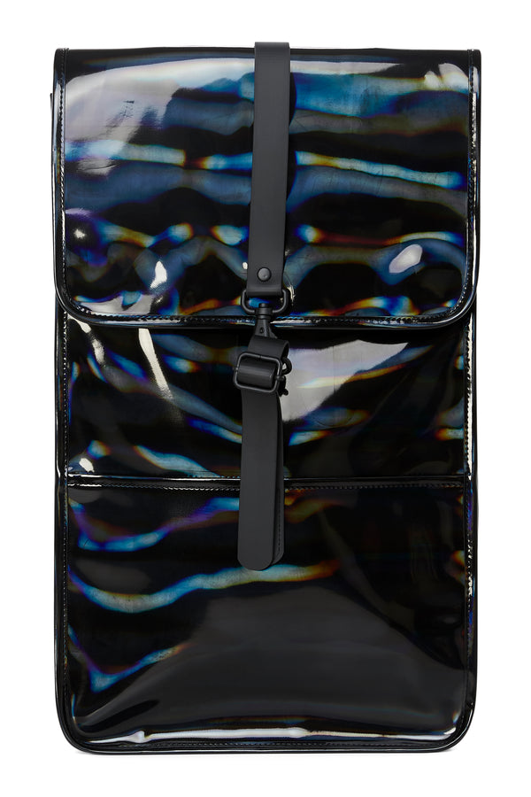 Holographic Backpack Mini Black