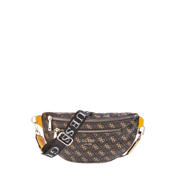 VIKKY BELT BAG BROWN