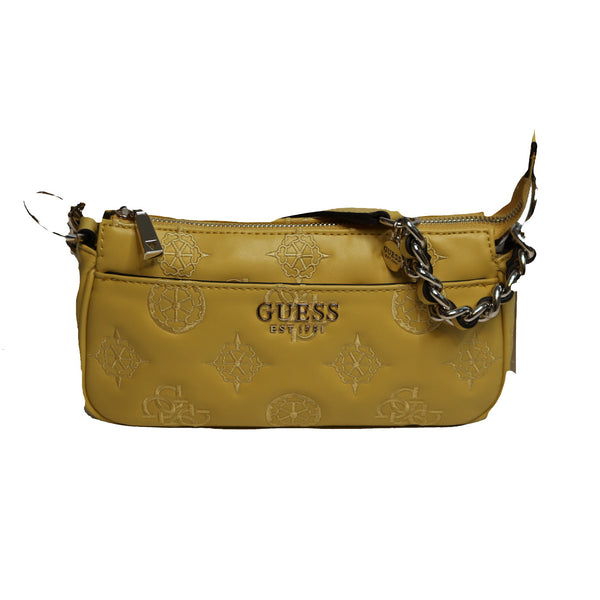 GUESS CHIC SHOULDER BAG YEL