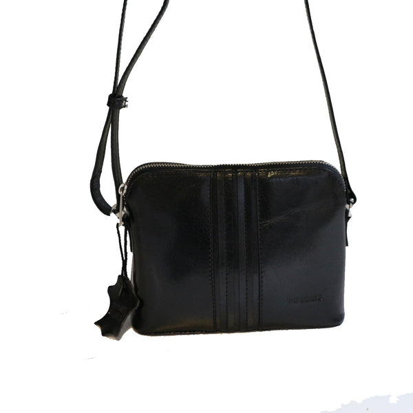The Monte 6051236-Black Crossbody Black