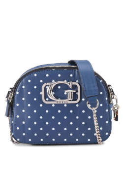 ANNARITA CONVERTIBLE CROSSBODY POLKA DOT