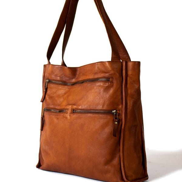 Mint Bag Cognac