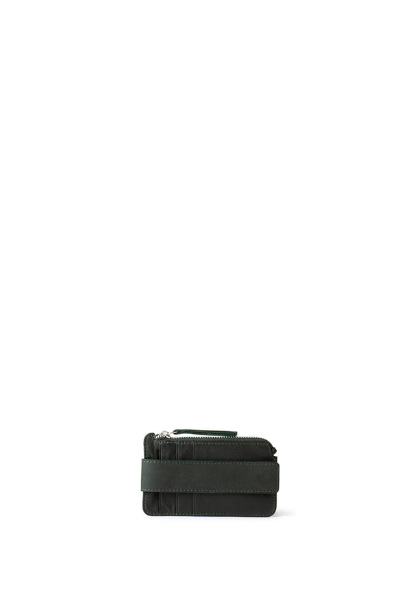 Elna Wallet Dark Green