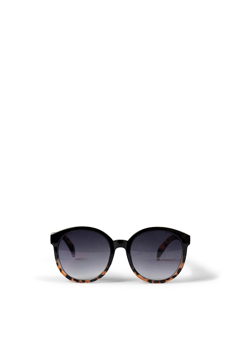 Callum Sunglasses Black/Leo