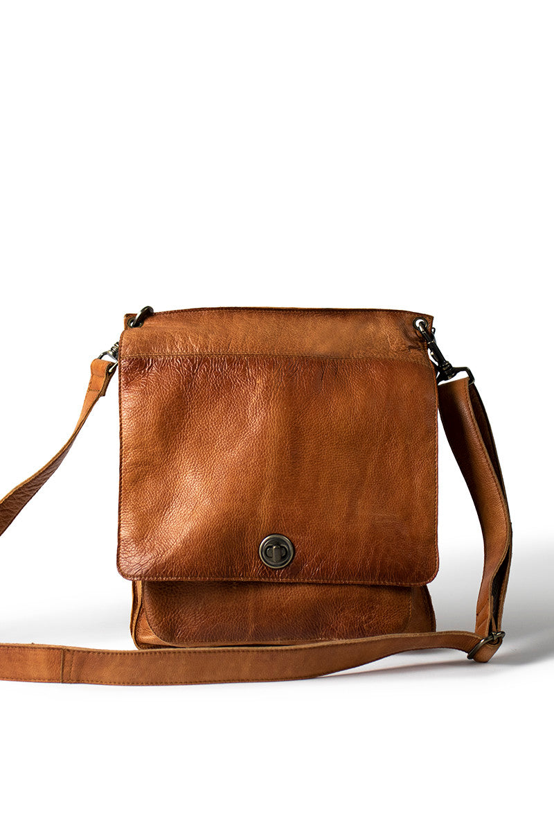 Lenvik Urban Bag Burned Tan