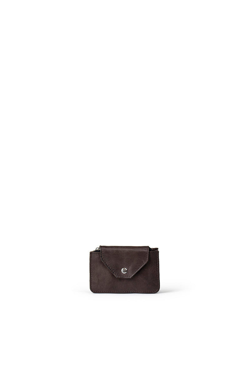 Bore Wallet Dark Brown
