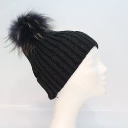 Rae Hat Dark Grey