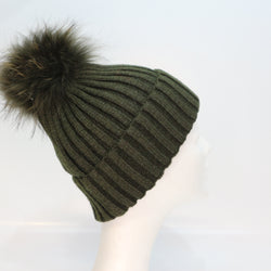Rae Hat Army Green