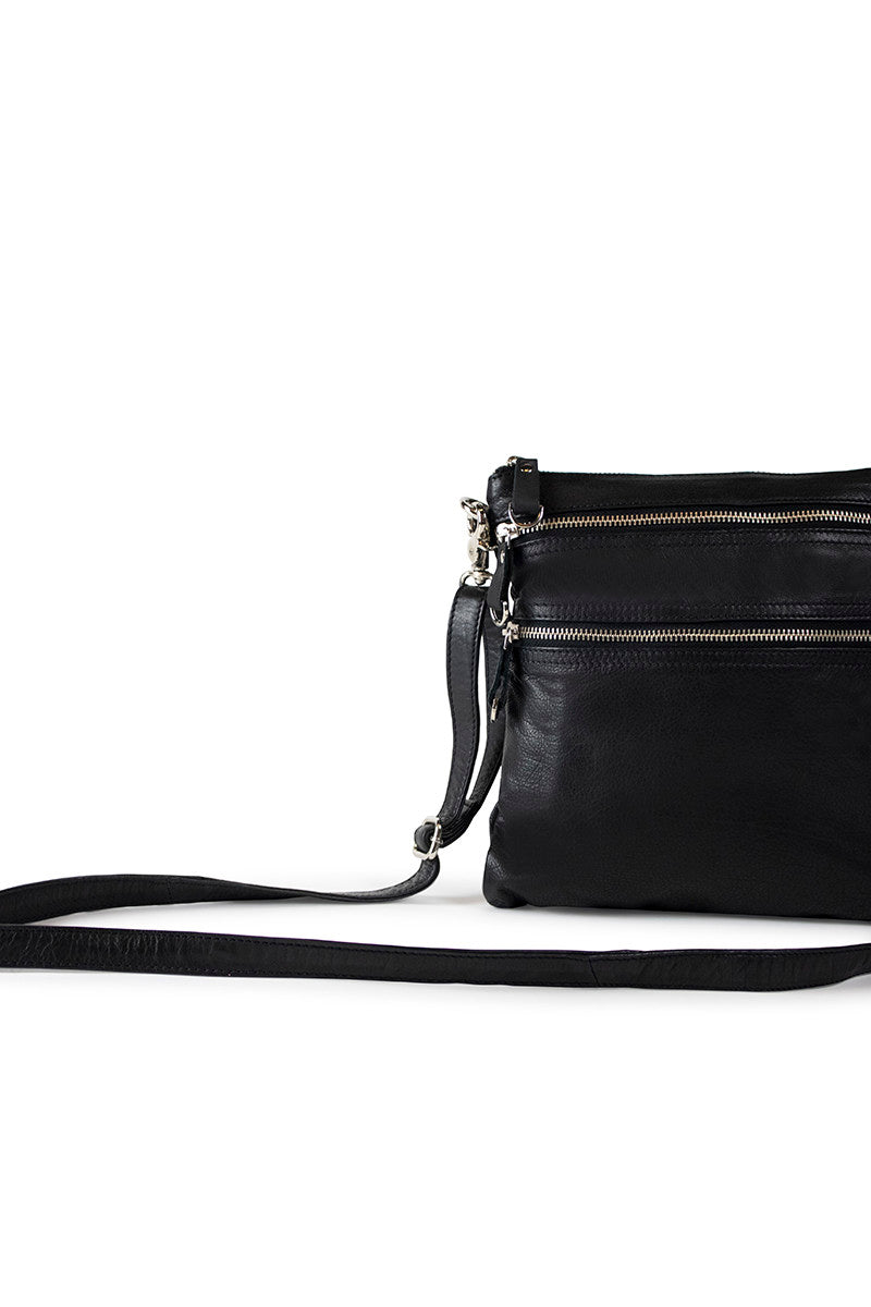 Turku Bag Black/Silver