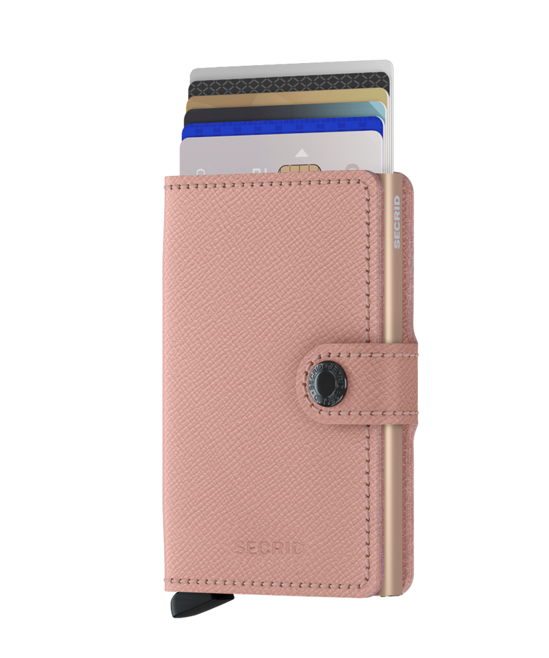Miniwallet MC Crisple Rose