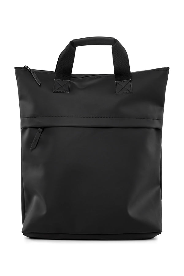 Rains 1312 Tote Backpack 01 Black