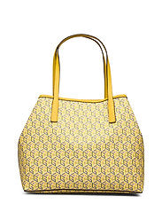 LARGE TOTE YELLOW MULTI