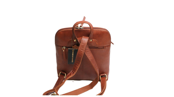 3052022 Backpack Cognac
