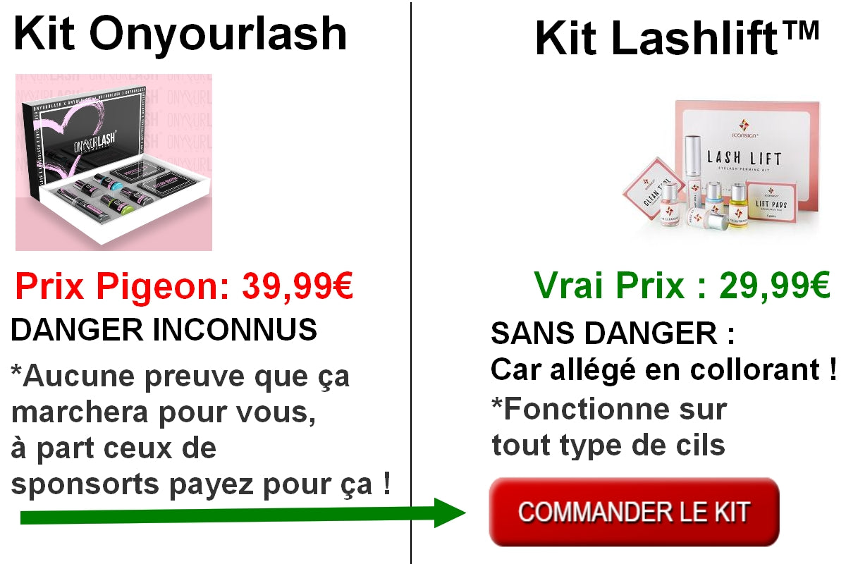 kit onyourlash
