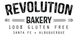 Revolution Bakery