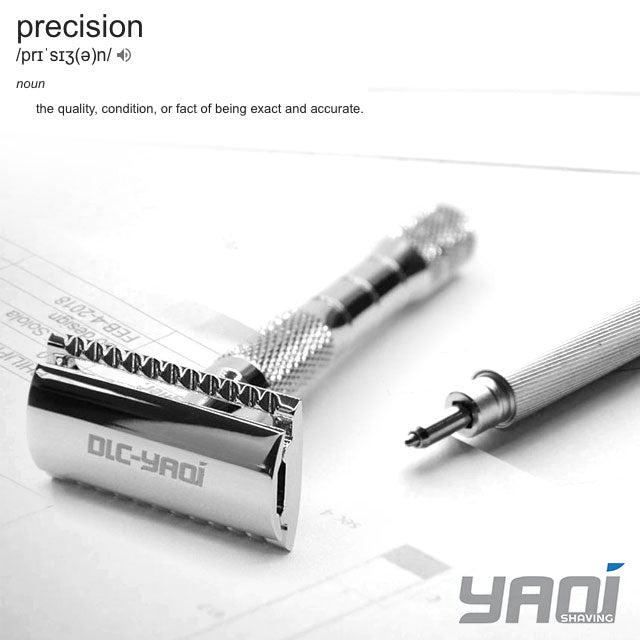 yaqi shaving promotional gear