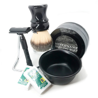 wet shavers gift set