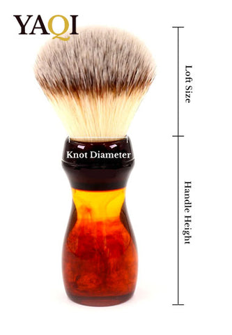 shaving brush attributes