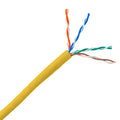 Provo CAT6 UTP 300M Cable, Yellow