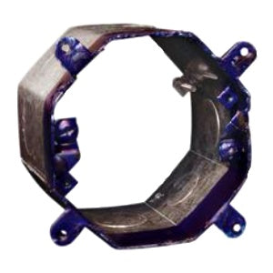 Hubbell Concrete Ring 4X3 to 3.5""