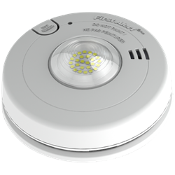 BRK Smoke Alarm With LED Strobe