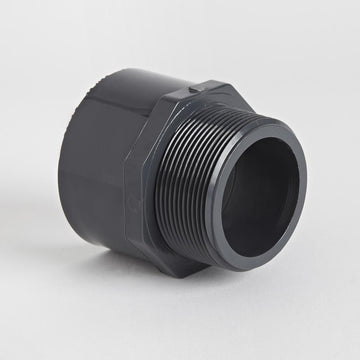 Male PVC connector