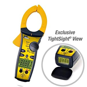 Ideal 600 to 1000Amp - AC Clamp Meter With TightSight,TRMS