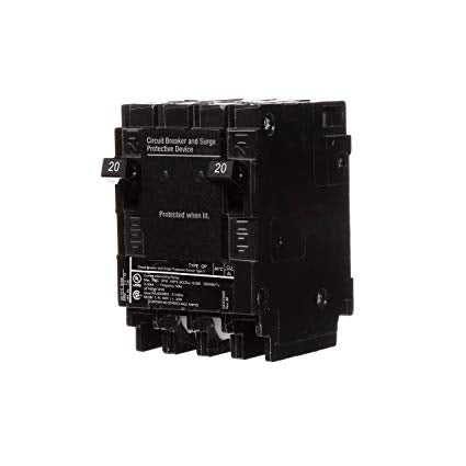 Type QP Surge Protection Circuit Breaker