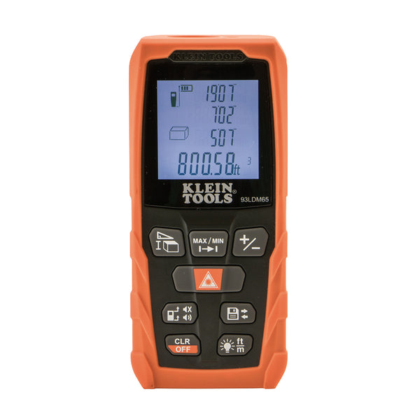 Laser Distance Measurer 98-Foot