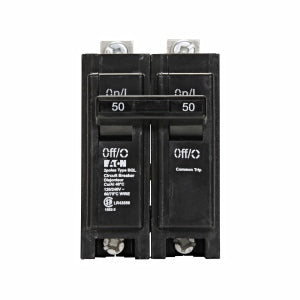 Eaton 2P 50Amp 120/240V Bolt-On Commander Style