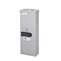 Enclosed Service Entrance Rated Circuit Breakers