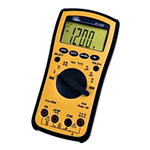 Ideal Test-Pro® Multimeter w/TRMS