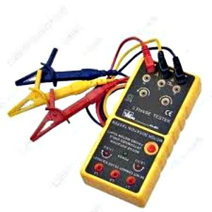 Ideal 3 Phase Motor Rotation Tester