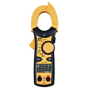 Ideal 600Amp AC Clamp Meter w/ NCV- TRMS