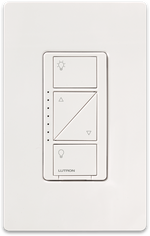 Lutron 120V 150W Caseta In-Wall Dimmer Switch & Remote Kit
