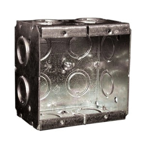 Hubbell Masonry Box 3.813X3.75X2.5IN 2G