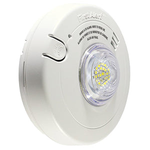 BRK 3in1 Smoke and Carbon Monoxide Alarm with LED Strobe