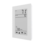 Touch Screen Programmable Thermostat 120/240V with GFCI