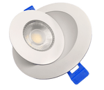 "4"" LED Gimbal Recessed Fixture"