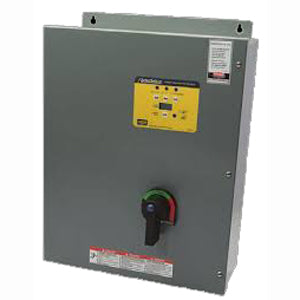 Hubbell SPD Panel with Disconnect, 160KA, 3PH 120/208V